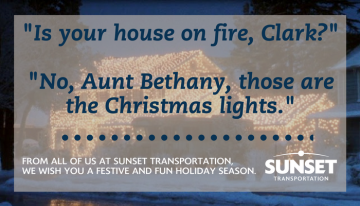 Happy Holidays from Sunset!