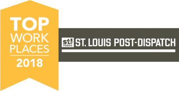 Sunset Transportation Makes Four-Peat Appearance on  St. Louis Top Workplaces List