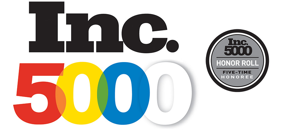 Inc 5000 fastest growing companies logistics